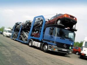 wagen exporteren